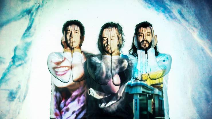 The Universe By Ear tauchen ein in die Gefilde der psychedelischen Rockmusik.
