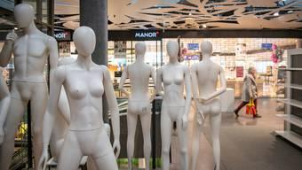 Die Corona-Pandemie sorgte bei Manor für deutlich tiefere Kundenfrequenzen, in den Warenhäusern und vor allem auch in den Restaurants.