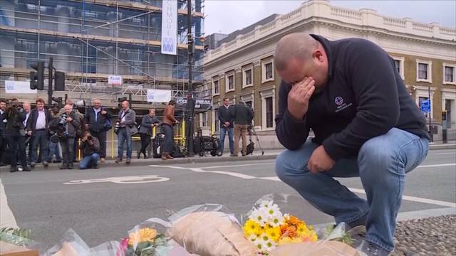 Terror in London: Die ganze Welt trauert