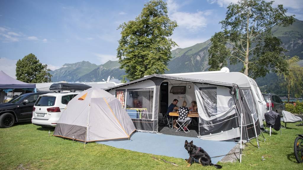Ferienwohnungen und Campingplätze: Im Sommer klingelten die Kassen