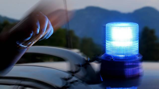 Die Polizei hatte in der Silvesternacht einiges zu tun. (Symbolbild)
