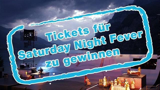 Gewinne Tickets für Saturday Night Fever