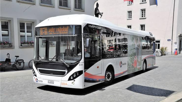 «Beträchtliche Mängel» führen zur Trennung von den bisher eingesetzten 13 Bussen des Typs Volvo Hybrid 7900H.