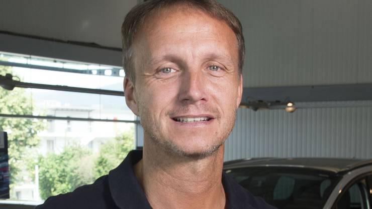 Marc Hodel spielte schon als Junior für Wettingen und kehrt nun als Trainer zurück.