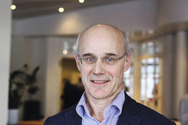 Jürg Lareida, Präsident Aargauischer Ärzteverband: «Wir schauen, dass sich die Krankheit nicht  weiterverbreitet und  dass die Patienten gut behandelt werden.»