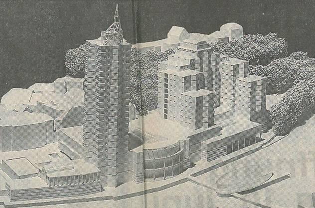 1994 «Riverfront» der israelischen Investoren unter «Motti» Zisser.