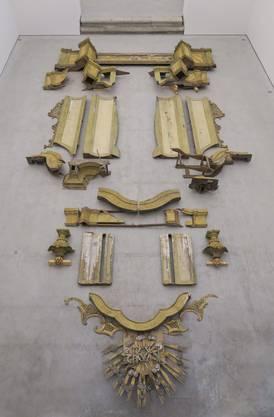 Anlässlich einer Ausstellung im Kunsthaus St. Josef in Solothurn wurde 2018 der zerlegte, im Archiv aufbewahrte Hauptaltar in der ehemaligen Klosterkirche wieder ans Licht geholt.