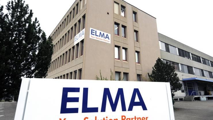 Projektverzögerungen haben bei Elma im ersten Semester zu einem deutlichen Gewinnrückgang geführt. (Archiv)