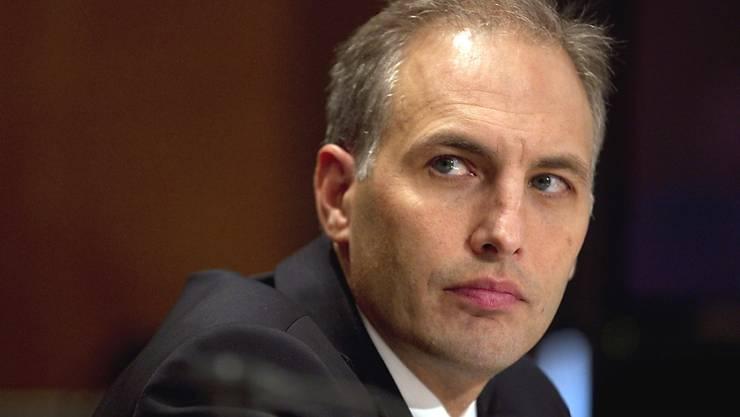 Auch Matthew Olsen zählt zu den 300 früheren US-Regierungsmitarbeitern, die sich in der Ukraine-Affäre hinter die Demokraten stellten. Olsen war Leiter der Abteilung für Nationale Sicherheit im Justizministerium unter dem Republikaner George W. Bush. (Archivbild)