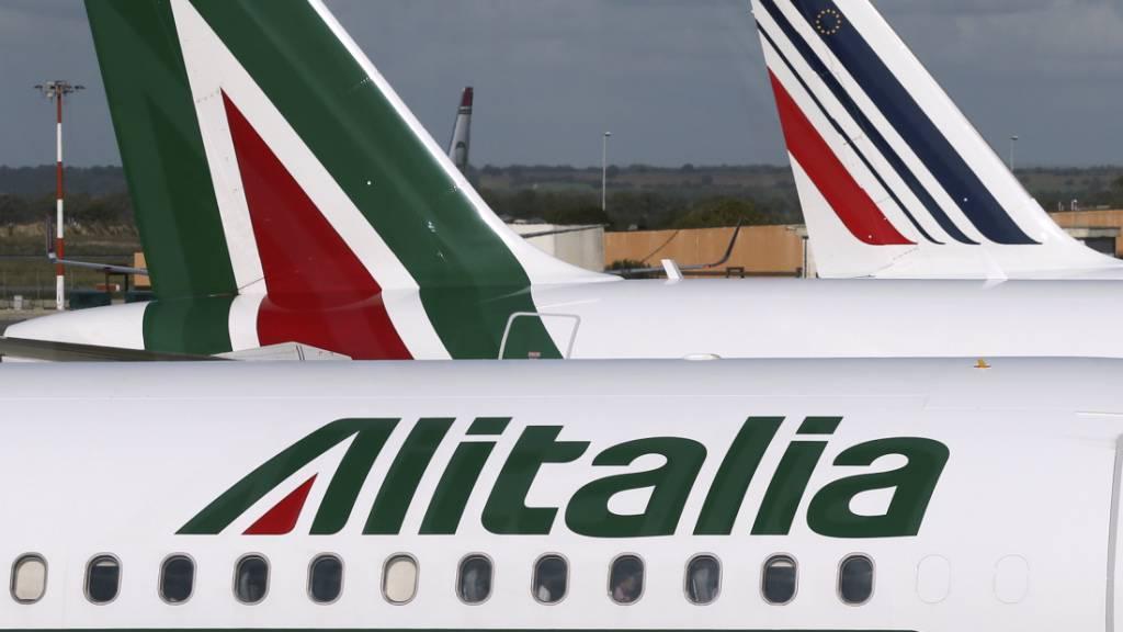Alitalia-Verwalter: Gespräche laufen mit Lufthansa und Delta