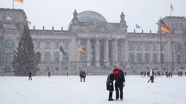 Deutsche Wähler ändern derzeit über die Parteien in ihrem Land kaum die Meinung. (Symbolbild)