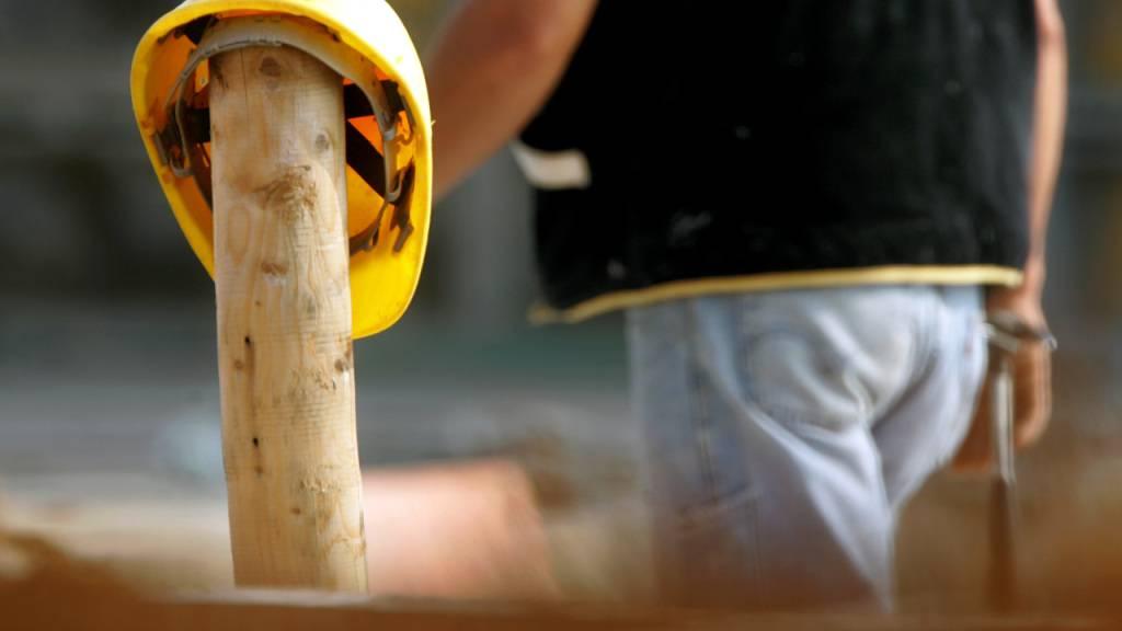 Zahl der Schweizer Baufirmen nahm 2019 unter dem Strich ab