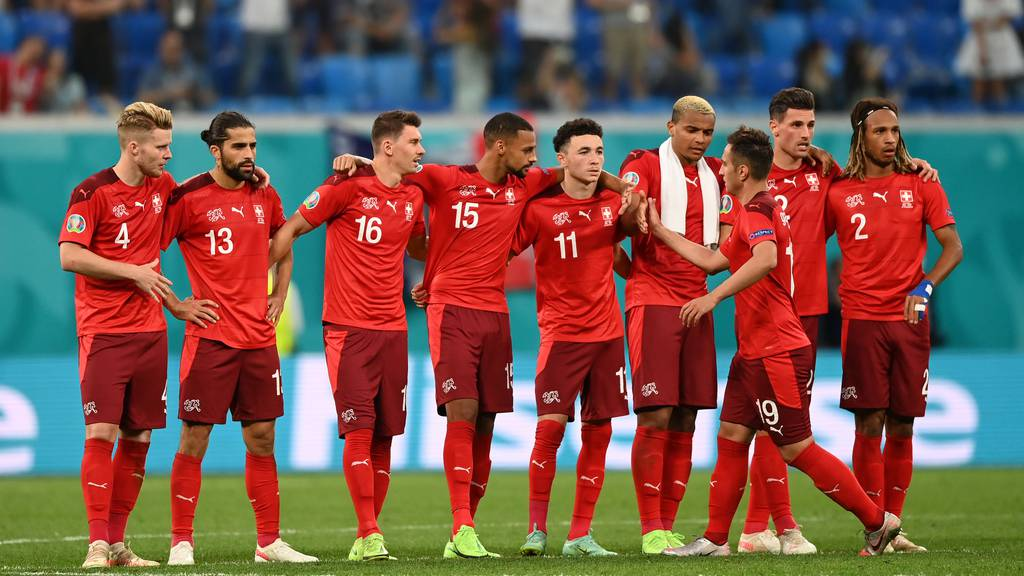 Traum vom EM-Halbfinale geplatzt: Schweiz verliert mit 1:3 n. E. gegen Spanien