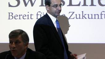 Swiss Life-Chef Bruno Pfister tritt nächsten Sommer ab (Archivbild)
