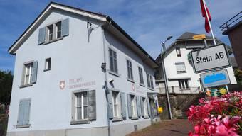 Über die Zukunft des alten Zollhauses stimmen die Steiner Stimmberechtigten in einer Woche ab.