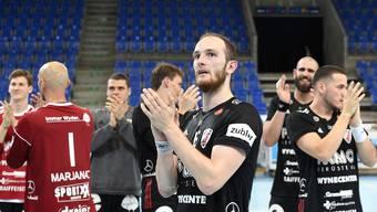 Co-Captain Tim Aufdenblatten und seine HSC-Teamkollegen werden nach der Cupfinal-Absage auch nicht für den Europacup nominiert.