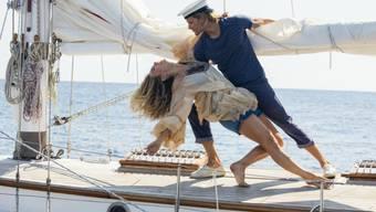 """Die Musikkomödie """"Mamma Mia! Here We Go Again"""" hat am Wochenende vom 16. bis 19. August 2018 am meisten Besucher in die Deutschschweizer Kinos gelockt. (Archiv)"""