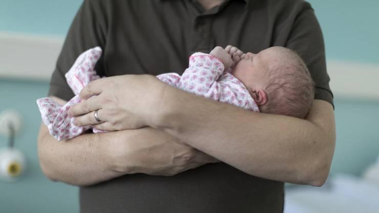 Simon Libsig schreibt über die Geburt seines Sohnes.