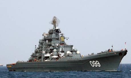 Russland sperrt östliches Mittelmeer wegen Marinemanöver