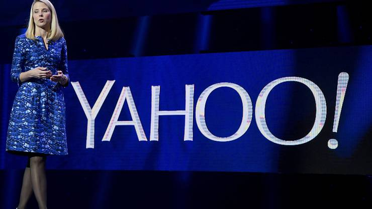 Yahoo-Chefin Marissa Mayer: Der Internetkonzern versucht mit einem drastischen Stellenabbau auf einen grünen Zweig zu kommen. (Archivbild)