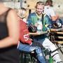 Inlinehockey spricht viele Junge an, wie hier am Jubiläumsturnier des Inlinehockeyclubs Z-Fighters in Oberrüti 2018.