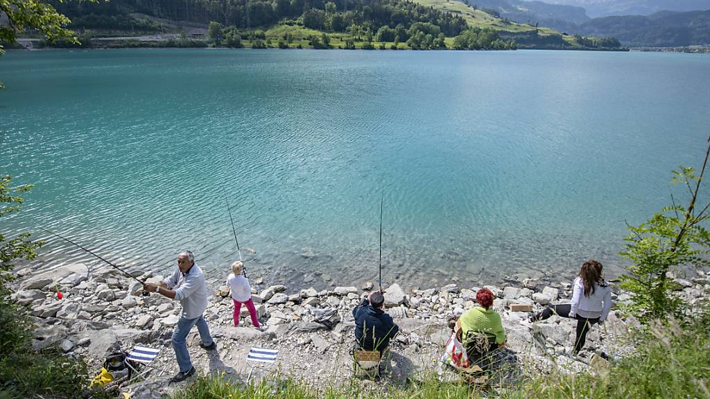Aus für Hobbyfischer am Lungerersee: Fischerbrevet wird zur Pflicht