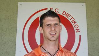 Der Trainer des FC Dietikon