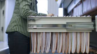 1. Mai hin oder her: In Aargaus Ämtern wird am Morgen meist fleissig gearbeitet