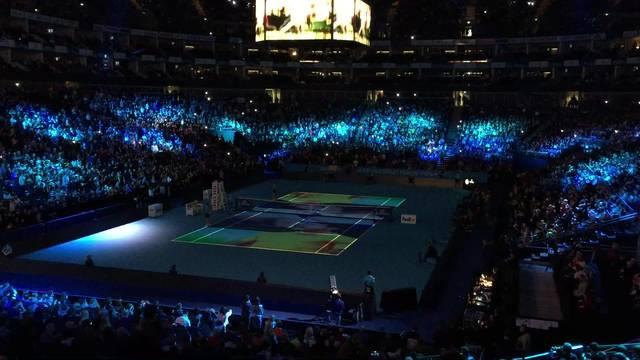 ATP Finals - Halbfinal Nadal - Djokovic