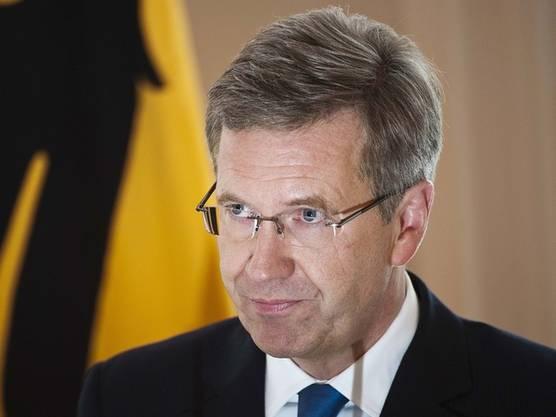 Bundespräsident Christian Wulff gibt sein Amt ab