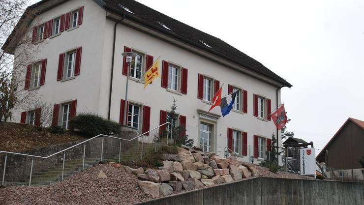 Im Ortsteil Sulz ist das Steueramt und das Betreibungsamt untergebracht