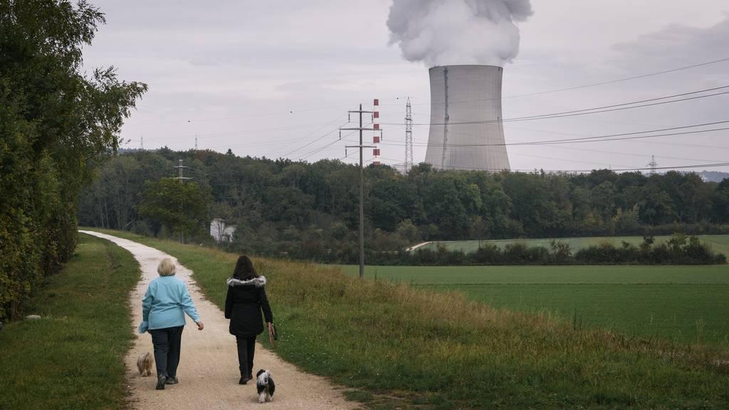 Brandschutzprobleme im Kernkraftwerk Gösgen