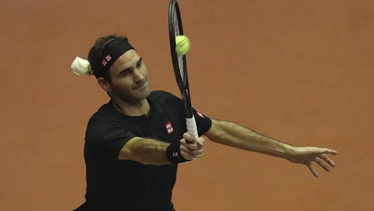 Heute vor 18 Jahren spielte Roger Federer in St. Anton. Ein Gästebucheintrag erinnert an Federers ereignisreiche Tage in Österreich.