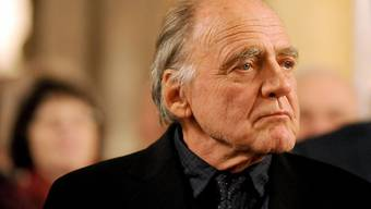Bruno Ganz bei der Verleihung des Bremen Film Award im Januar dieses Jahres. (Archiv)