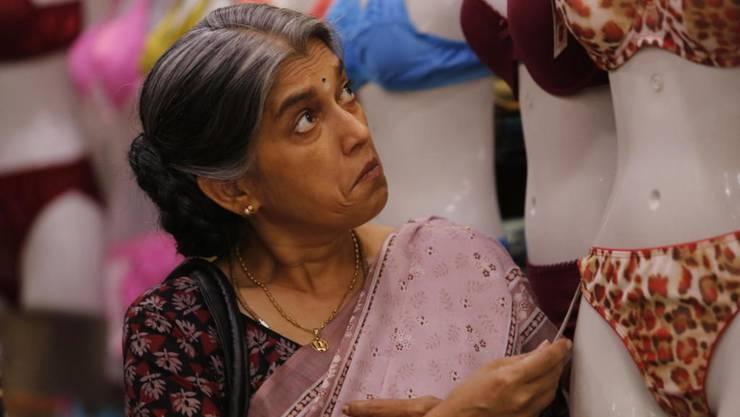 """Nachdem """"Lipstick under my Burka"""" erfolgreich auf Festivals in aller Welt gezeigt wurde, startet der Film über Frauen, die heimlich aus traditionellen Bahnen ausscheren, in Indien. (Pressebild)"""