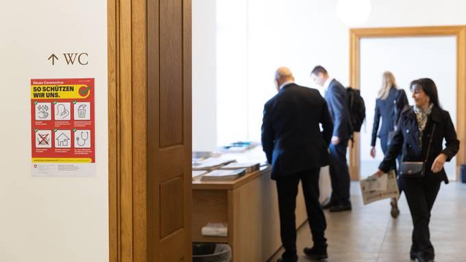 In den kommenden Wochen werden keine Grossratssitzungen stattfinden.