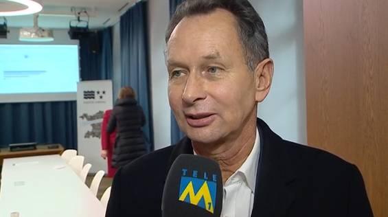 «Ich bin sehr stolz»: Der Schweizer FDP-Präsident Philipp Müller gewinnt den zweiten Aargauer Ständeratswahlgang. (22.11.2015)