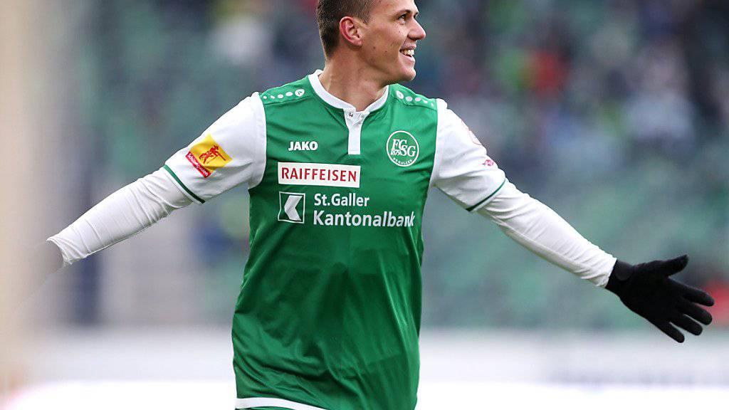 Stjepan Kukuruzovic spielt neu für den FC Lausanne.