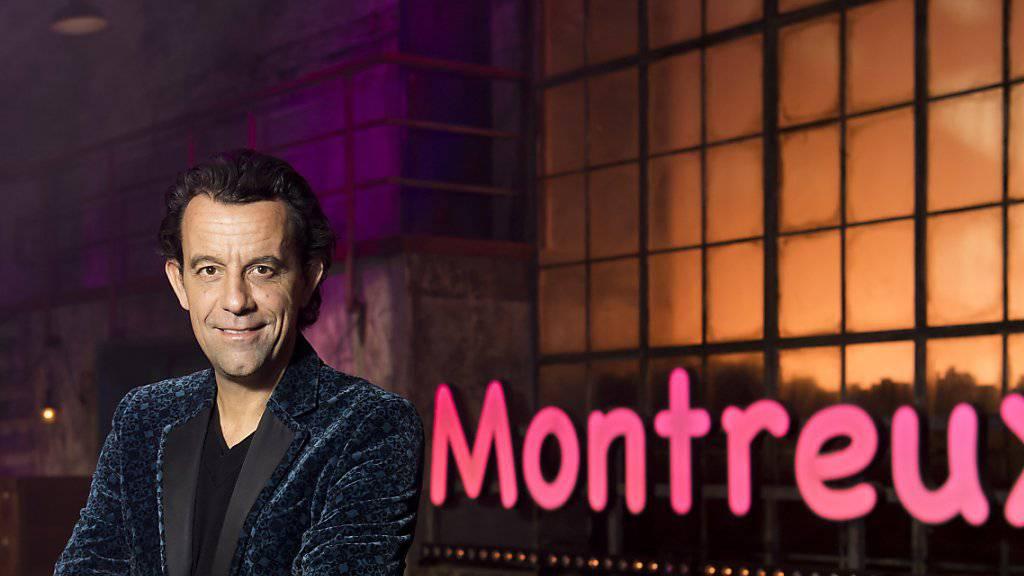 Grégoire Furrer, Direktor des Montreux Comedy Festivals, bestätigt, dass seine Firma GF Productions interessiert ist an der Übernahme des kanadischen Festivals Juste pour rire. (Archivbild)