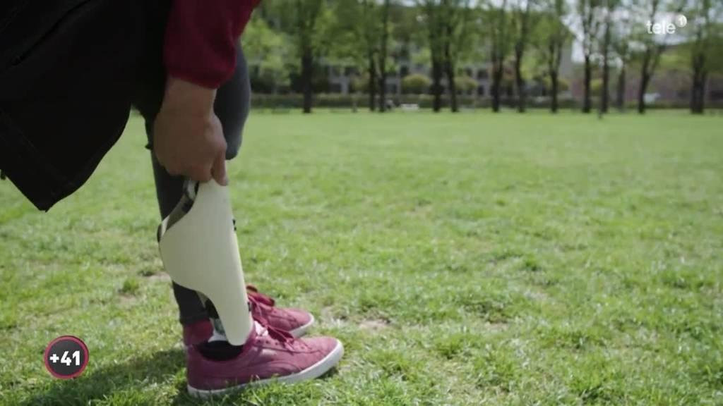 Wenn ein Bein die Ehe zerstört