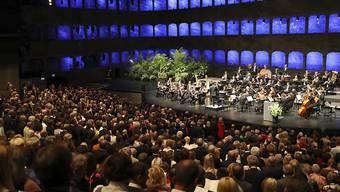 Mit einem Festakt sind am Samstag die berühmten Salzburger Festspiele eröffnet worden.