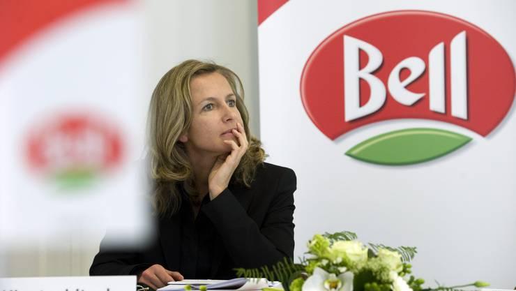 Das Geschäft mit dem Fleisch im Blut: Thorid Klantschitsch, Leiterin Bell Schweiz