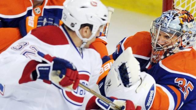 Für Montreal gab es in Edmonton meist kein Durchkommen