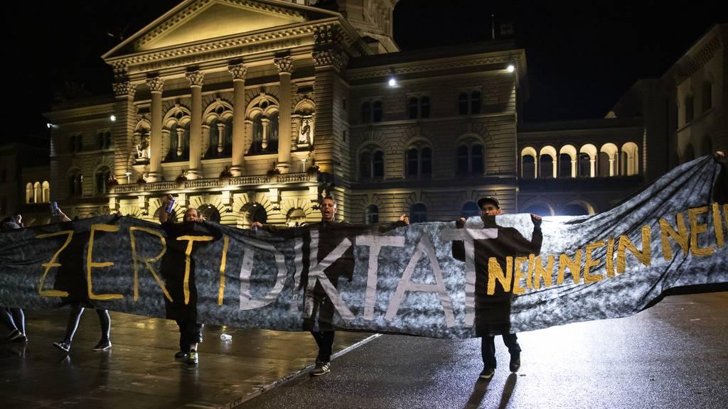 Berner Politik will Chaoten nicht zur Kasse bitten