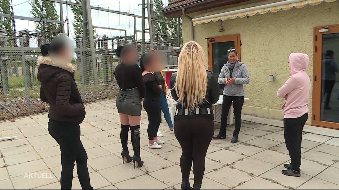 Verzweifelte Situation für Prostituierte