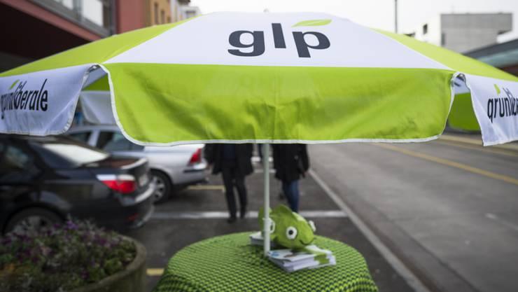 In den zehn Jahren seit ihrer Gründung hat die GLP vom Höhenflug bis zum Absturz alles erlebt. Ob der designierte Parteipräsident Jürg Grossen den langfristigen Erfolg der GLP sichern kann, ist fraglich. (Symbolbild)