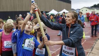 Jugend trainiert in Biberist mit Weltklasse Zürich