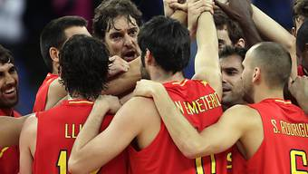Die Spanier warfen Frankreich aus dem Turnier.