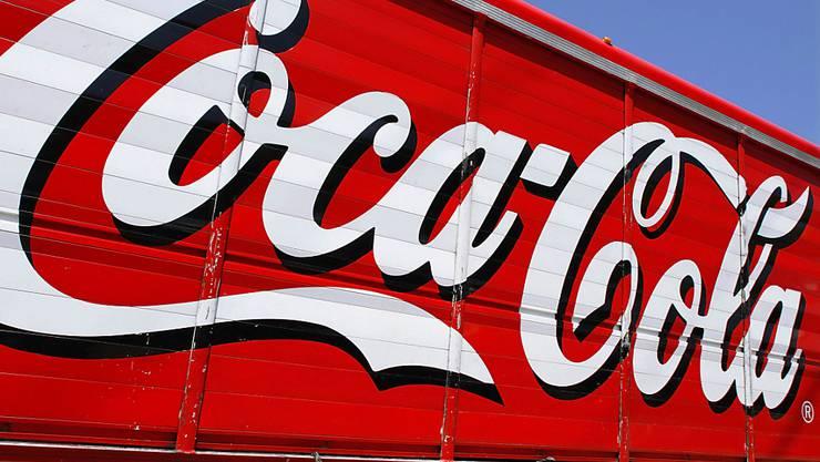 Coca-Cola liefert starke Zahlen - Brexit treibt den Umsatz an. (Archiv)