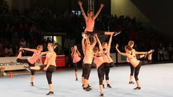Aerobic-Schweizermeisterschaften 2018